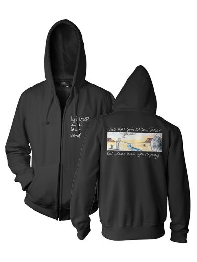 Lyle Lovett - That's Right Zip Hoodie